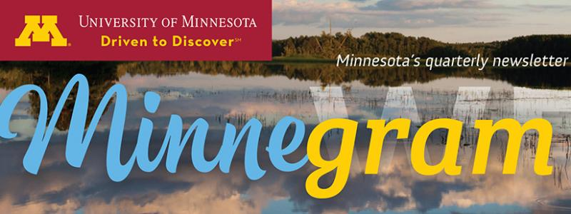 minnegram banner